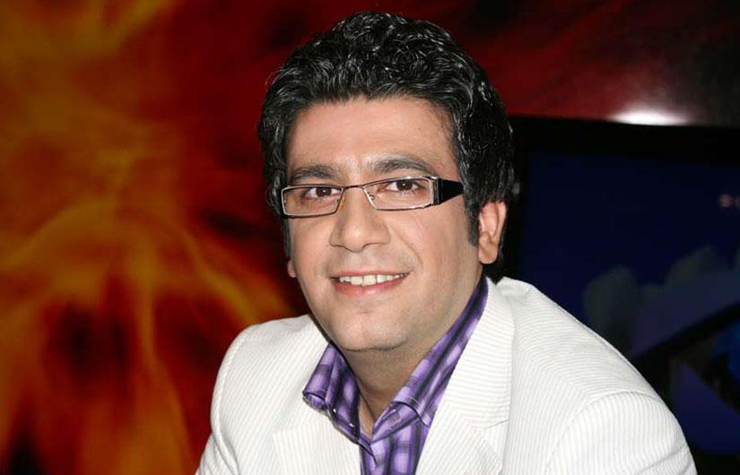 رضا رشیدپور مجری تلویزیون ماهواره ای خواهد شد